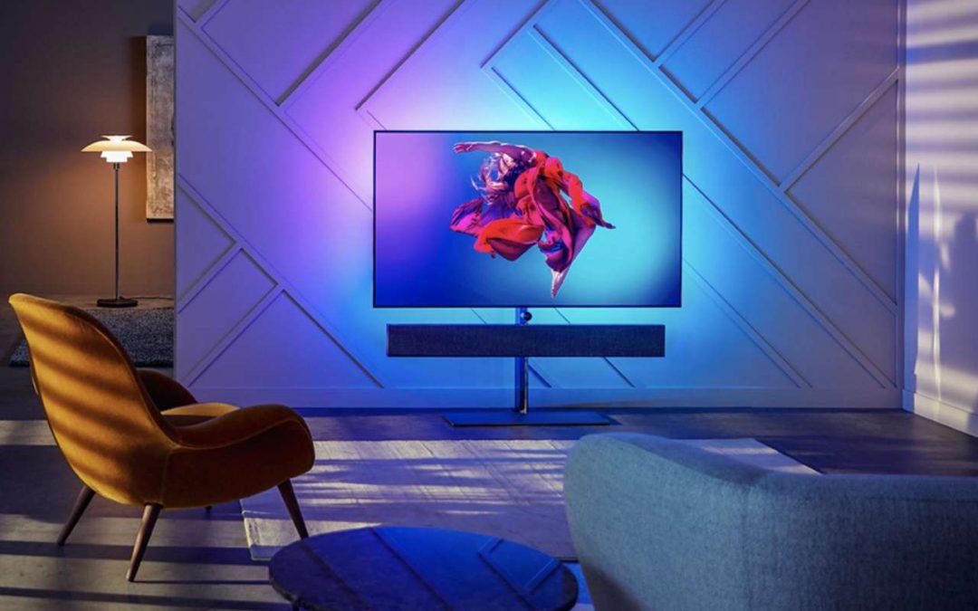 TV OLED+ PHILIPS E B&W